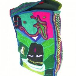 sac à dos saddhu indien