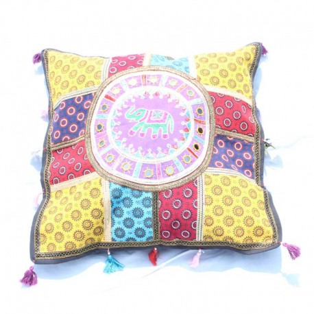 housse coussin Rajasthan