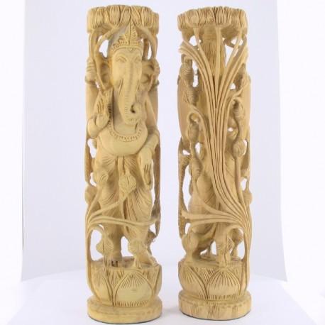 Ganesh sculpté
