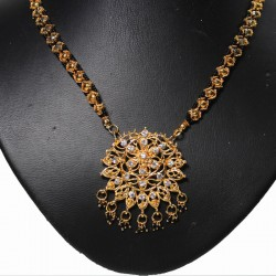 Long Collier indien Bollywood