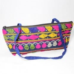 Pochette sac indien de soirée