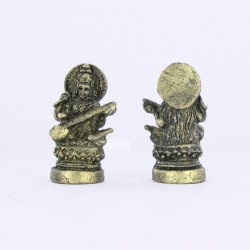 Amulette Saraswati