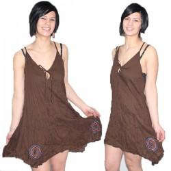 Robe légère coton indien