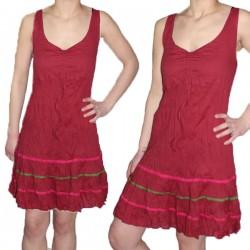 Robe indienne légère coton