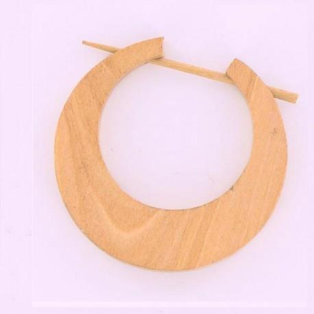 piercing bois indien