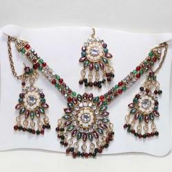 Parure de Bijoux Bollywood