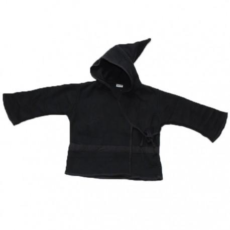 Top Lutin Polaire Enfant Noir