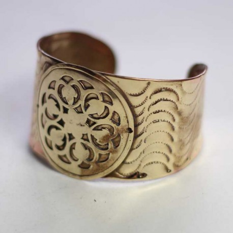 Bracelet Indien fantaisie ajustable