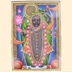 """Poster Dieu hindou """"Jain"""""""