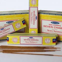 Encens Seven Chakra - 7 Chakra