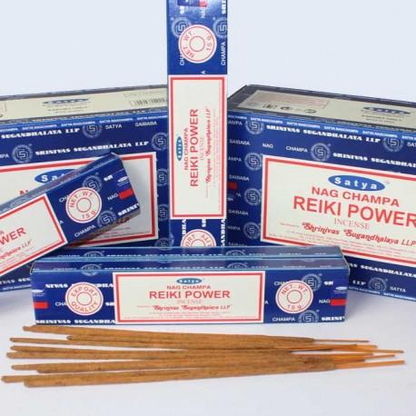 Encens Satya Reiki Power