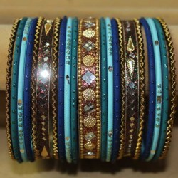 Set de Bracelets Mode Indienne