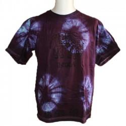 T-Shirt Indien en coton - Mixte taille XL