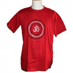 "Tshirt Homme ""Aum Mantra"""