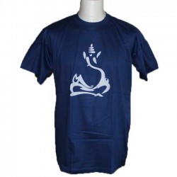 """T-Shirt Homme en Coton """"Ganesh"""""""