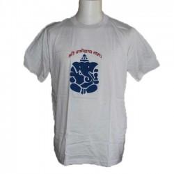 TShirt Coton imprimé Ganesh XL