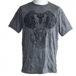 "T-Shirt Homme ""Eléphant"" Taille M"