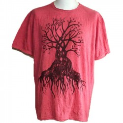 """Tshirt Homme XL """"Arbre de vie"""""""