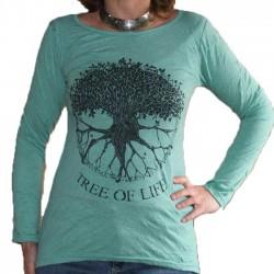 T-Shirt Femme Taille S/M Arbre de vie