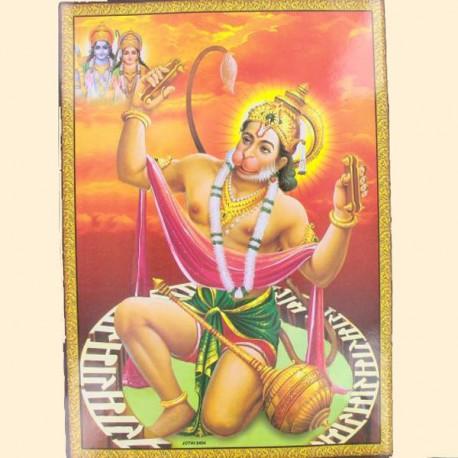 poster Hanuman Inde