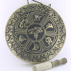 Gong Tibétain 1.2Kg