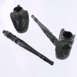 Pipe en Bois Shiva Shankar 16.5 cm