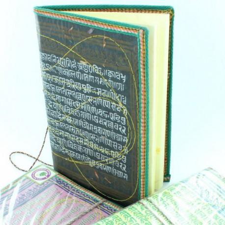 carnet papier artisanal