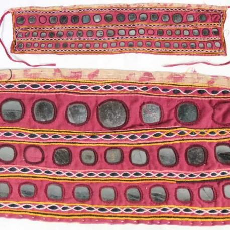 broderie indienne Gypsie Rajasthan