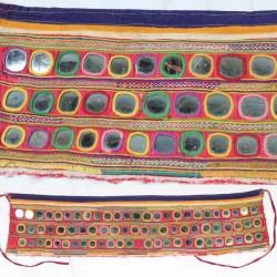Ceinture ancienne Gypsie 75 miroirs