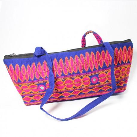 sac brodé indien