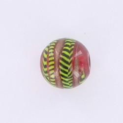 "Perle Indienne ""Boule 15mm"""