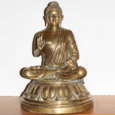 statue indienne Bouddha