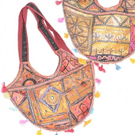 sac indien patchwork