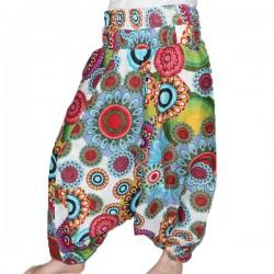 Pantalon afghan desigual