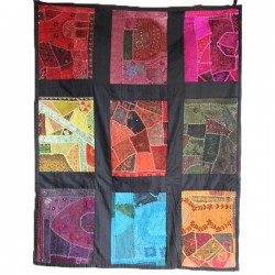 patchwork indien design