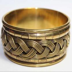 Bracelet indien Cuivre tressé