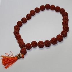 Bracelet Chapelet Graines Rudraksh