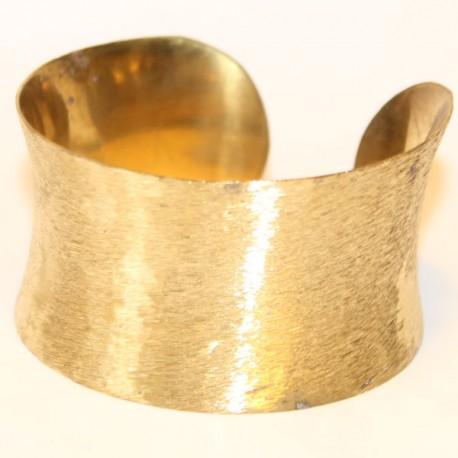bracelet doré cuivre indien