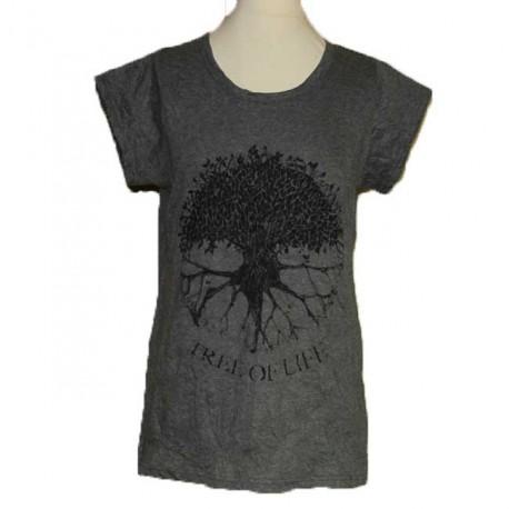 "T-Shirt ""Tree of Life"" Femme L/XL"