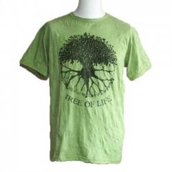 """T-Shirt Homme Coton imprimé """"Tree Of Life"""" Taille M"""
