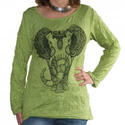 Tunique Taille L/XL Coton Eléphant