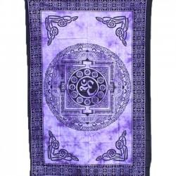 Tenture Yantra Tie and Die Violet