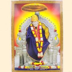 """Poster Indien de """"Sai Baba"""""""