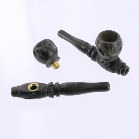 pipe en bois 7.5 cm Inde