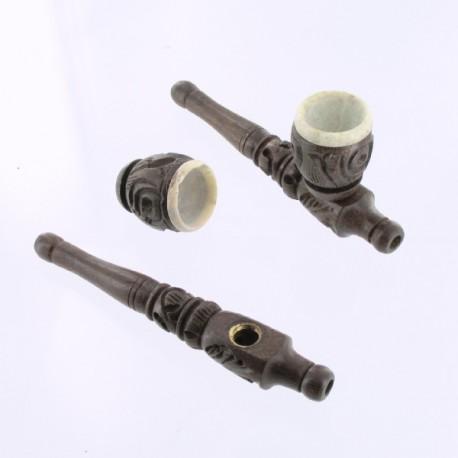 pipe en bois 10.5 cm