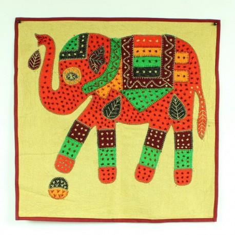 housse éléphant Inde