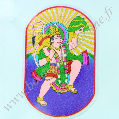 sticker Hanuman