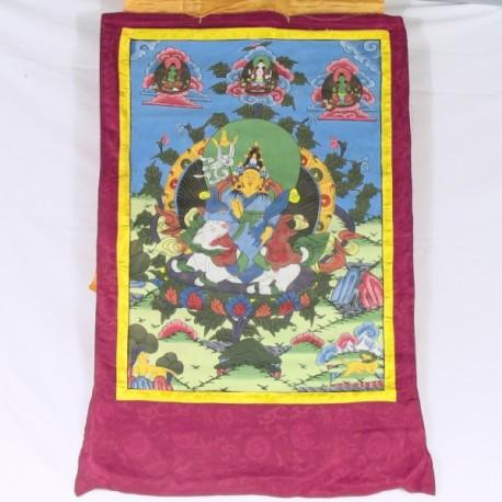 Tangka tibétain