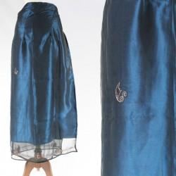jupe indienne de soirée