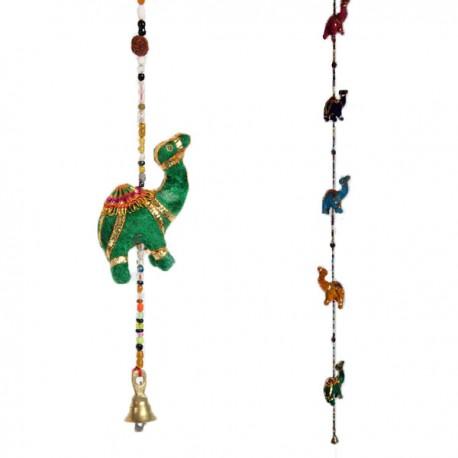 mobile indien coloré
